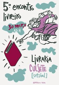 Cartaz da iniciativa, por Rabiscos Vieira.