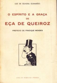 O espírito e a graça de Eça de Queiroz (1945)