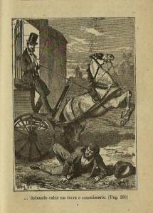 ilustração do a. no livro A mãe dos desamparados, Lisboa, João Romano Torres & C.ª, 188-, 2º vol., p. 145.
