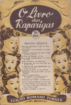 O livro das raparigas, 16.ª série