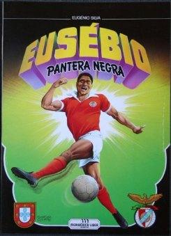 Eusébio, o pantera negra, 1.ª ed., 19XX