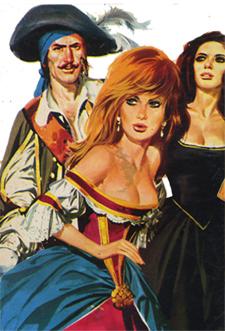 rt salgari o capitão morgan, 193- (capa)