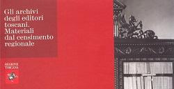 Os arquivos das editoras da Toscânia: materiais do censo regional